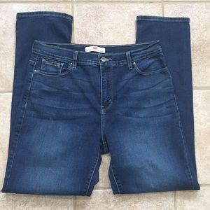 Levi's Perfectly Slimming 512 Skinny Jeans Tapered
